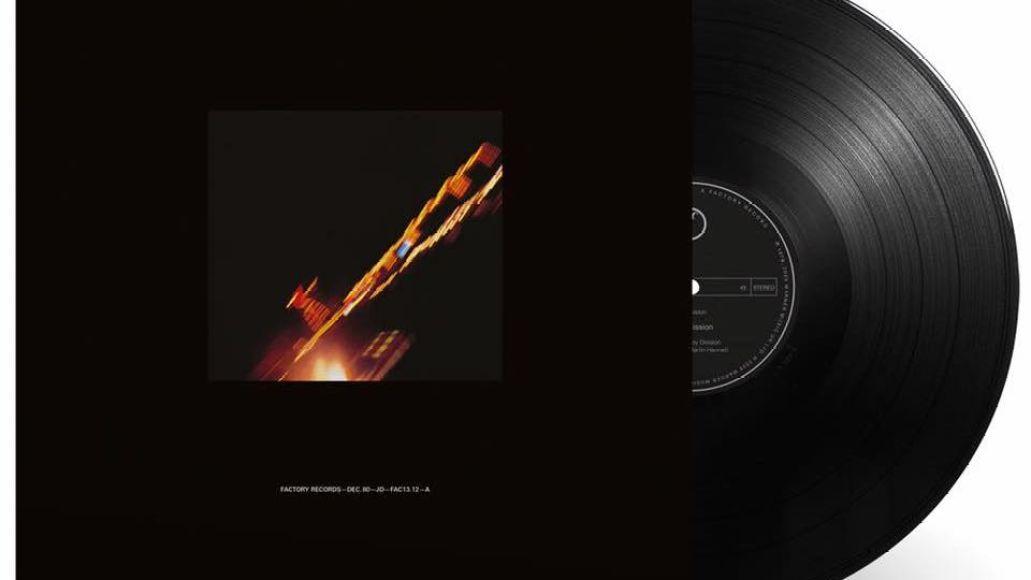 Joy Division transmission 40th anniversary reissue artwork cover vinyl 1