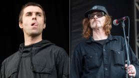 Liam Gallagher and Mark LaneganLiam Gallagher and Mark Lanegan