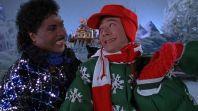 Little Richard and Pee-wee Herman