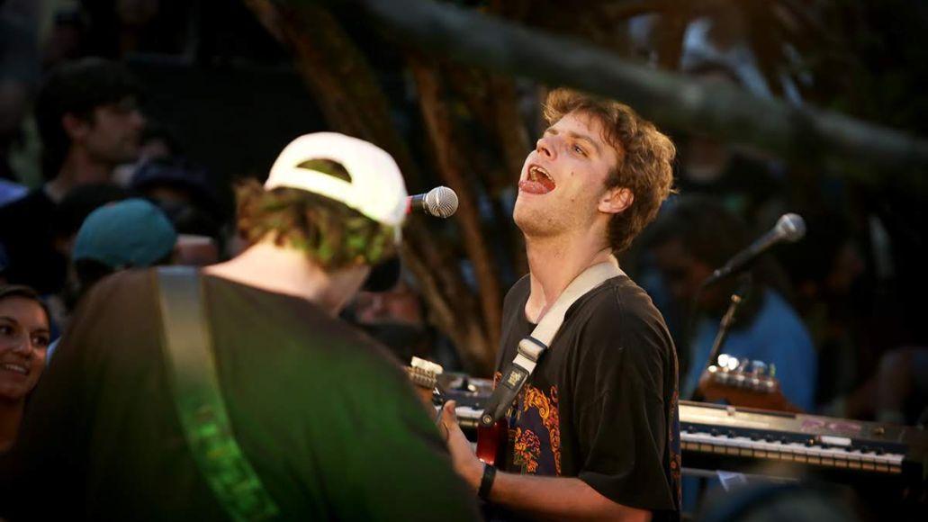 Mac DeMarco at Pickathon 2014