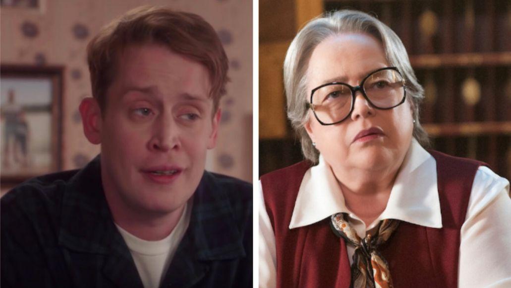 Macaulay Culkin Kathy Bates American Horror Story sex characters new episodes