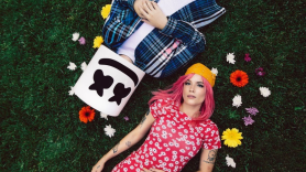 Marshmello Halsey be kind single stream