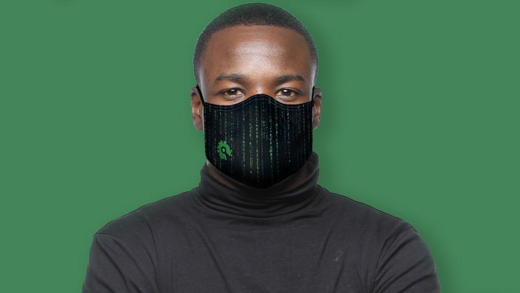 Matrix the one face mask final