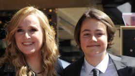 Melissa Etheridge with son Beckett Cypher
