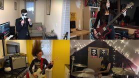 Metal musicians cover Danzig