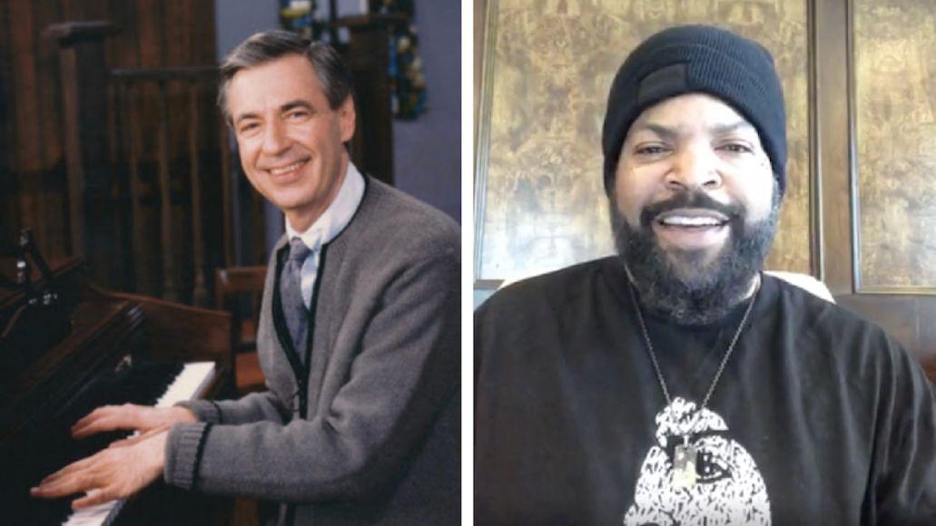 Mr. Rogers Ice Cube sample A Gangsta's Fairytale song lyrics a beautiful day in the neighborhood