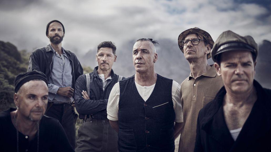 Rammstein postpone North American tour