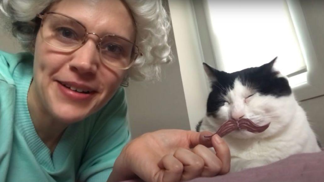 "Kate McKinnon on SNL's ""At-Home"""
