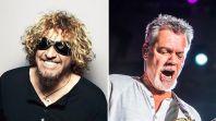 Sammy Hagar Van Halen not finished