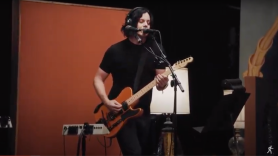 The Raconteurs Live at Electric Lady EP Documentary Jim Jarmusch Spotify Stream Watch