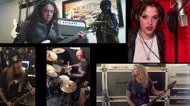 Thin Lizzy all-star jam