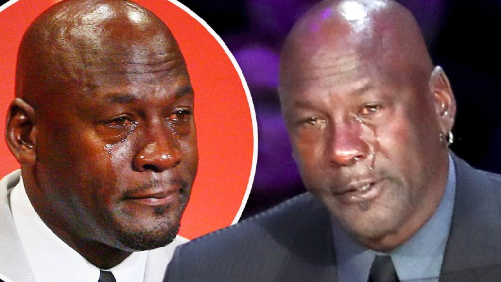 crying jordan From Air Jordans to Space Jam, How Michael Jordan Built His Net Worth