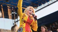 dolly parton when life is good again song stream new music release coronavirus Dolly Partons Black Lives Matter Statement Is Already a Mural in Nashville