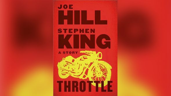 Stephen King and Joe Hill - Throttle