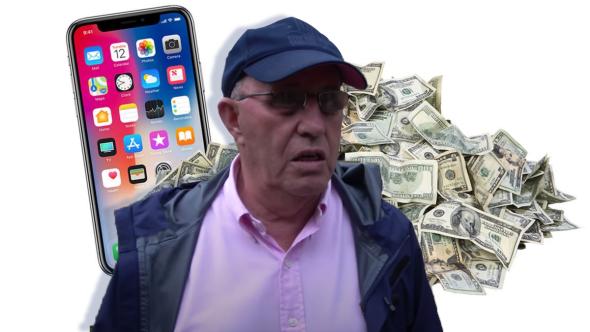 pablo escobar roberto iphone apple lawsuit gold