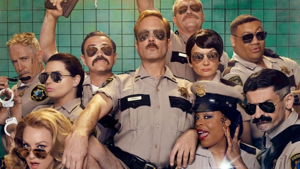 Reno 911! and the Thin Blue Line Between Satire and Cruelty