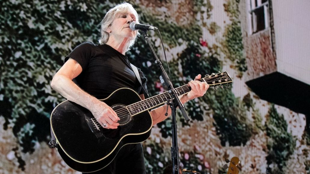 Roger Waters Us Them concert Film release date june 16th