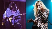 third man public access thurston moore alison mosshart performance videos watch Big Joanie Perform New Songs, Cover Solange on Third Man Records Public Access Series: Watch