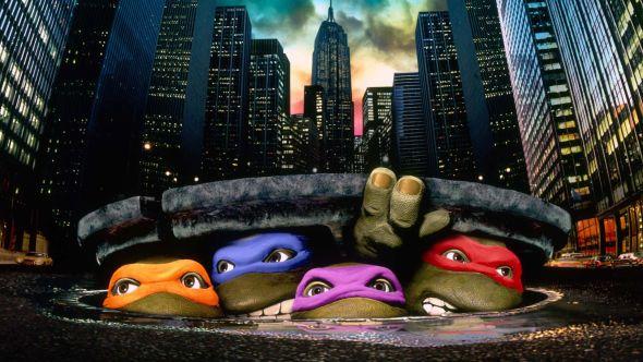 Teenage Mutant Ninja Turtles Reunion