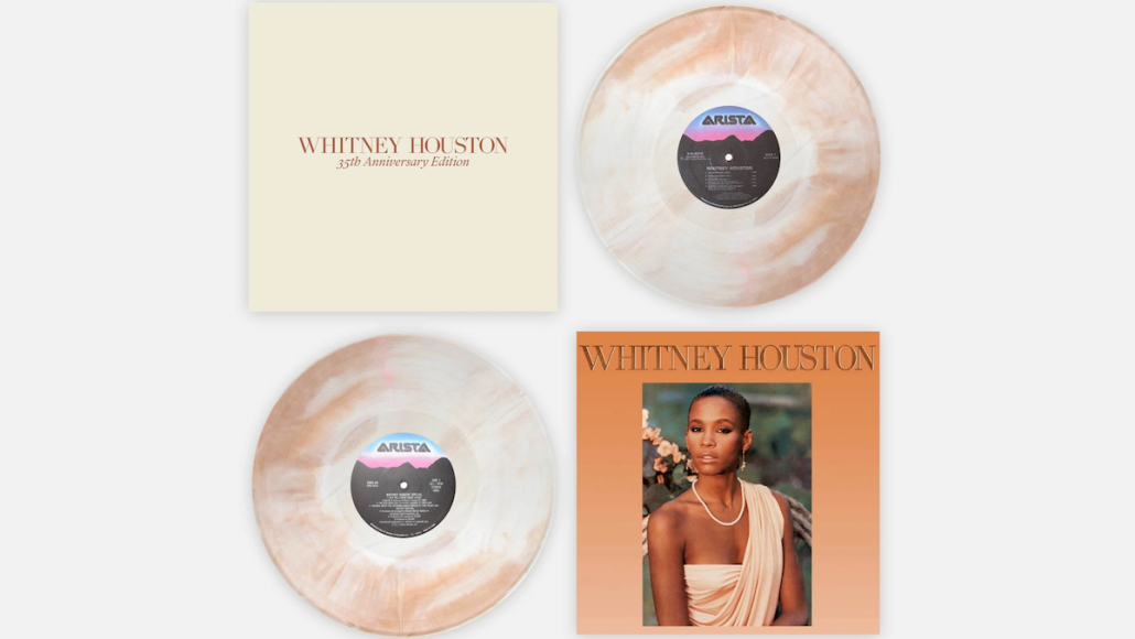 whitney houston 25th anniversary edition giveaway