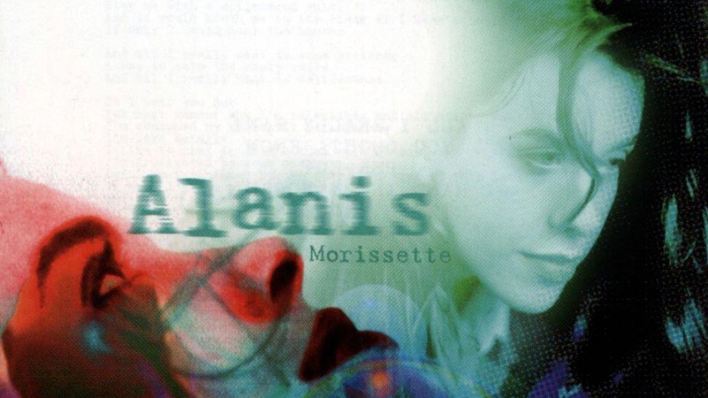 Alanis Morrissette Jagged Little Pill