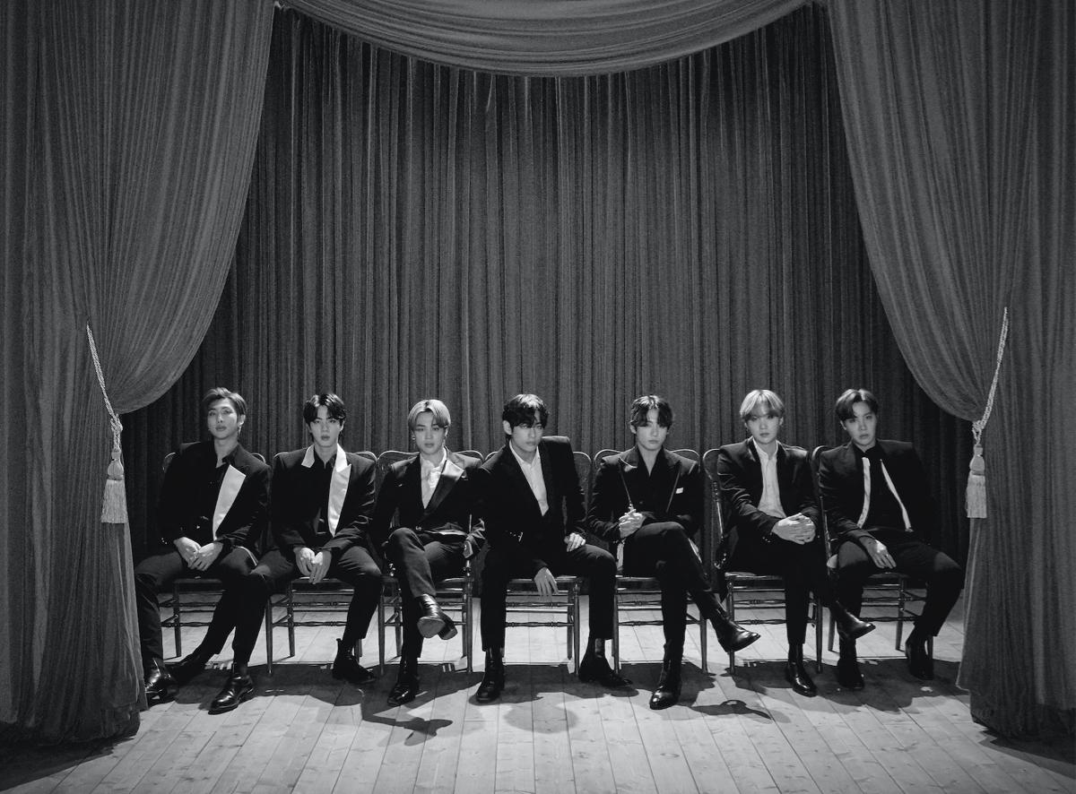 Stream BTS&20;s New
