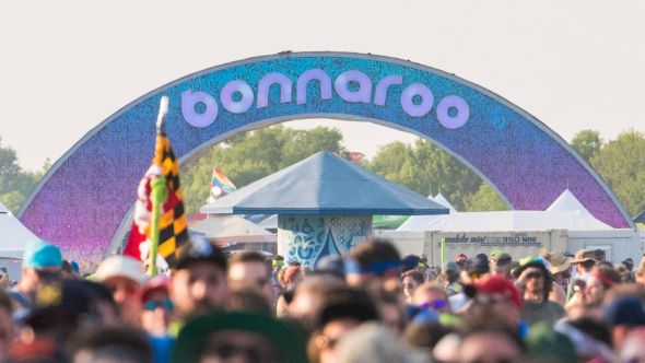 Bonnaroo 2017, photo by David Brendan Hall