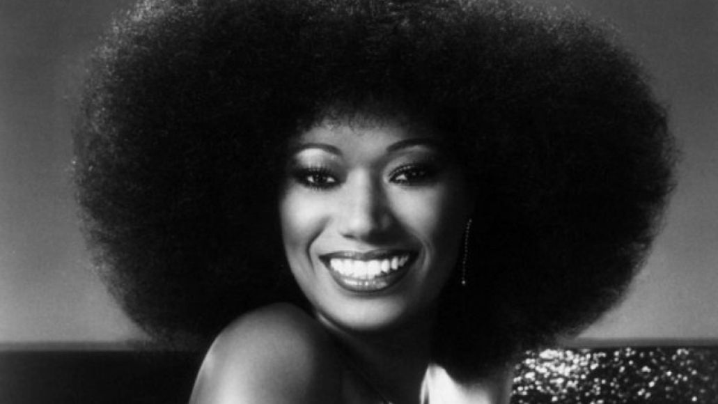 Bonnie Pointer of The Pointer Sisters