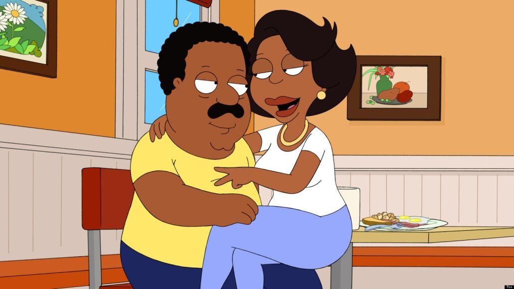 Family Guy's Cleveland