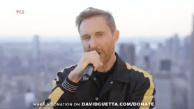 David Guetta martin luther king jr remix george floyd