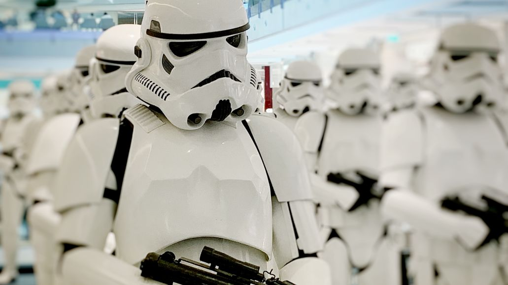 Disney Stormtroopers, photo by Phil Shaw on Unsplash
