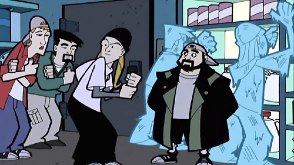 Disney's Clerks The Animated Series
