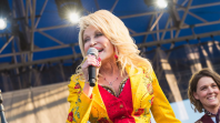 Dolly Parton, photo by Ben Kaye