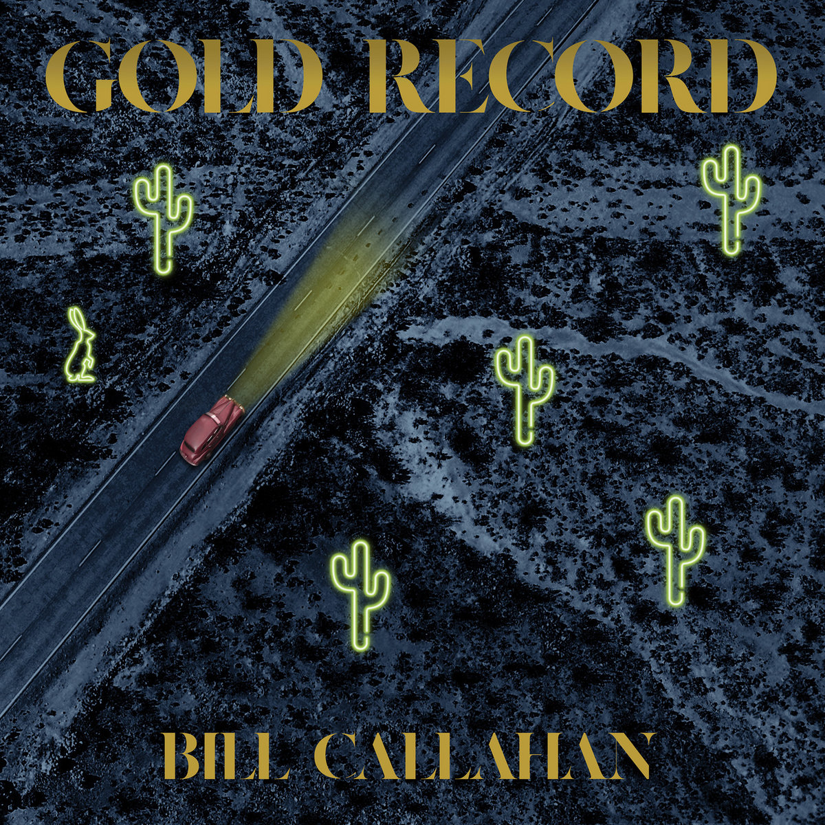 Gold Record by Bill Callahan album artwork cover art