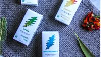 Grateful Dead Deodorant merch store, photo by North Coast Organics