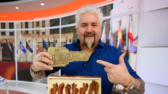 Columbus Flavortown Guy Fieri petition Ohio (NBC)