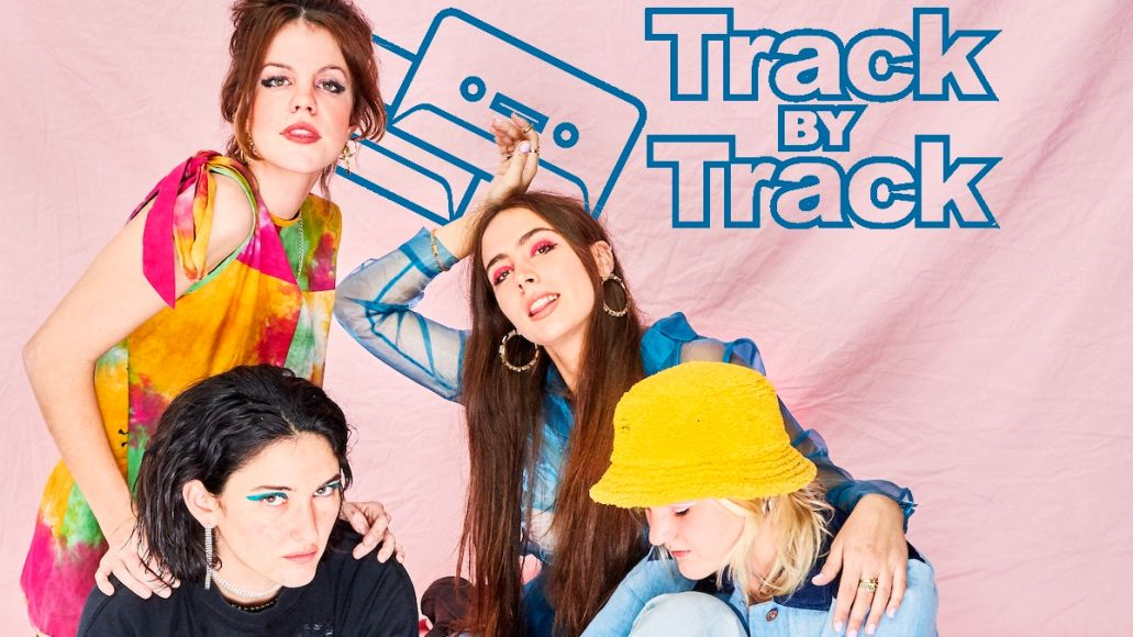 Hinds prettiest curse track by track Andrea Savall