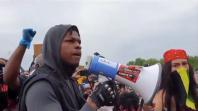 John Boyega Black Lives Matter Speech London Resistance Finn George Floyd