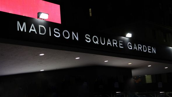 Madison Square Garden, photo by Chris Niwore