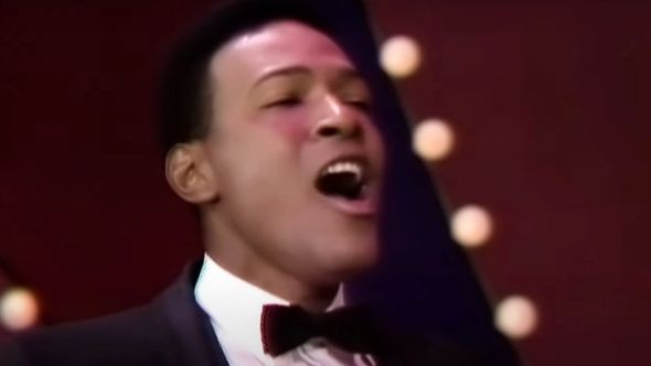 Marvin Gaye on the Ed Sullivan Show