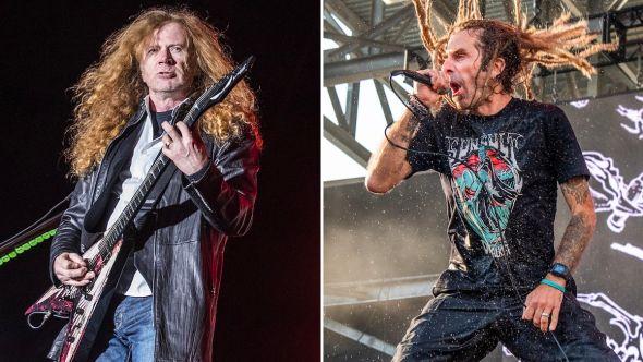 Megadeth Lamb of God streaming event