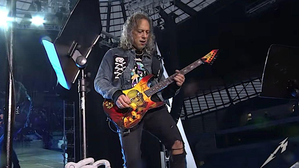 Metallica in Manchester Stream