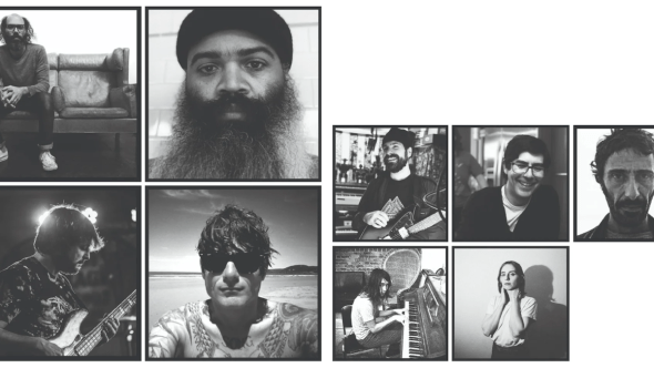 Oh Sees John Dwyer TV on the Radio Kyp Malone Bent Arcana The Gate Supergroup