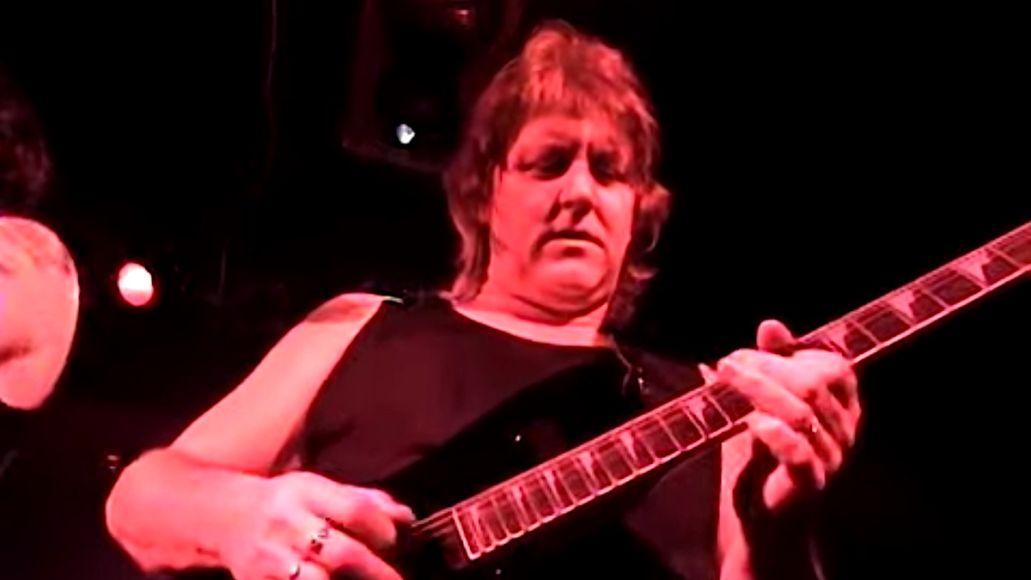 Paul Chapman dies