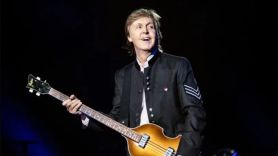 Paul McCartney birthday wish vegan vegetarian PETA video The Beatles, photo by MJ Kim