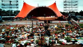 Pearl Jam's 2000 performance at Roskilde