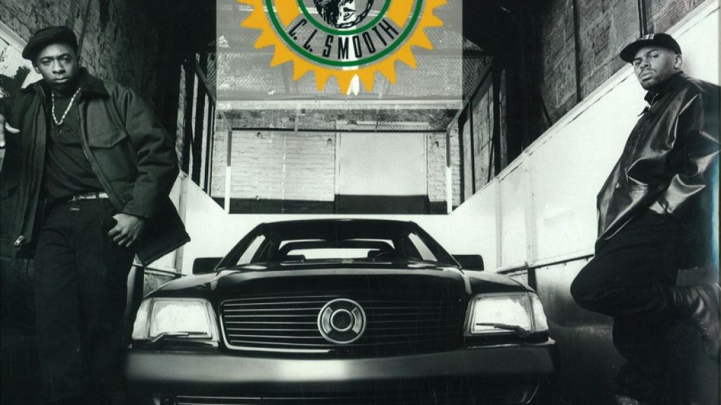 Pete Rock CL Smooth Mecca And The Soul Brother compressed 10 Albums by Hip Hop Duos That Every Music Fan Should Own