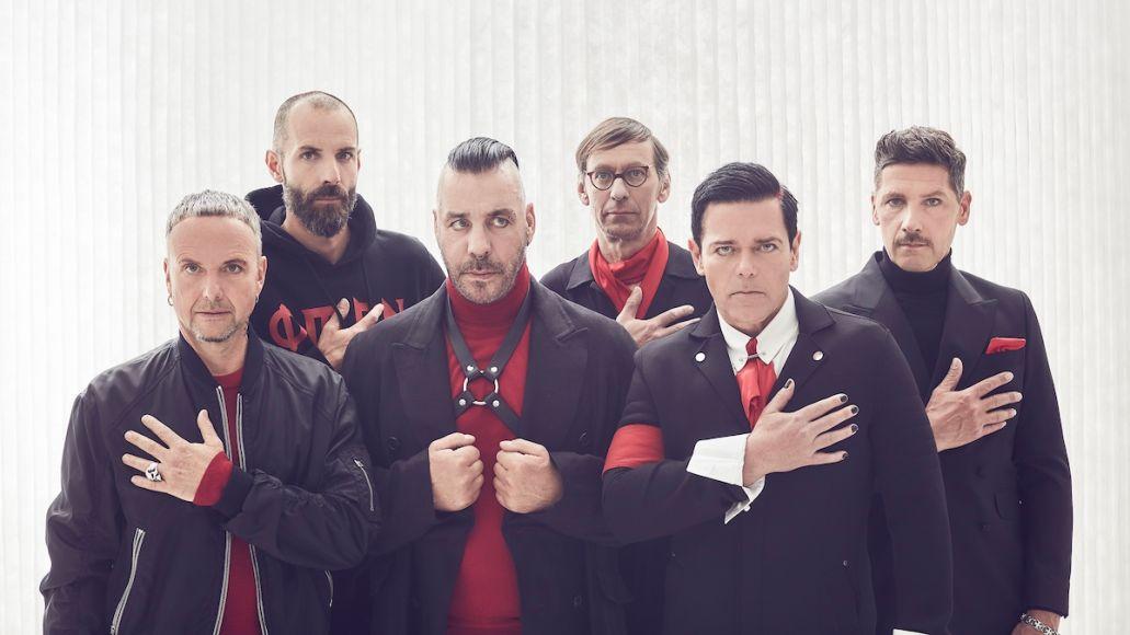 Rammstein working on new songs