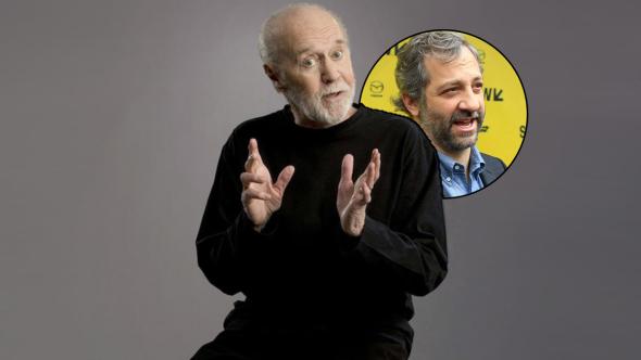 George Carlin Documentary Judd Apatow Michael bonfiglio