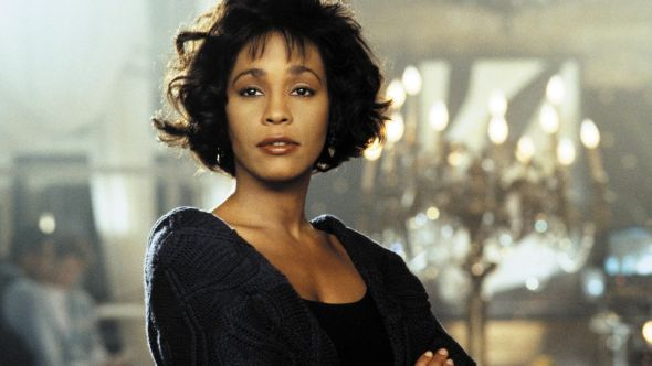 Whitney Houston in The Bodyguard